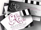 MUA Business Card
