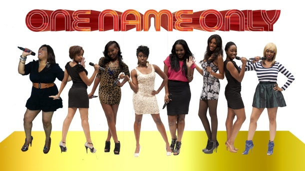 The top contestants of One Name Only