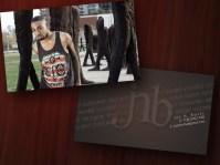 Jos N. Banks Business Card