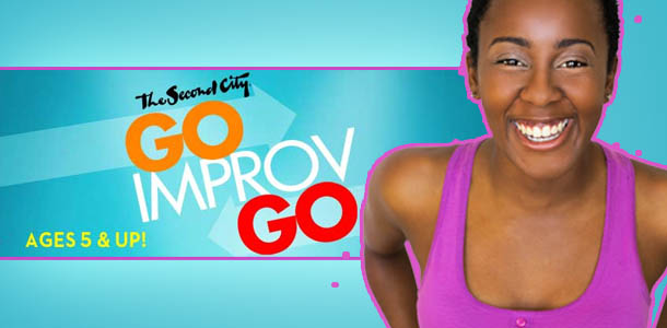 Second City's Go Improv GO