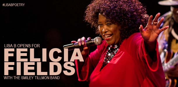 Felicia P. Fields in Concert