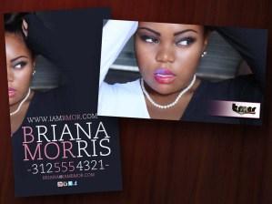 Briana Morris Business Card