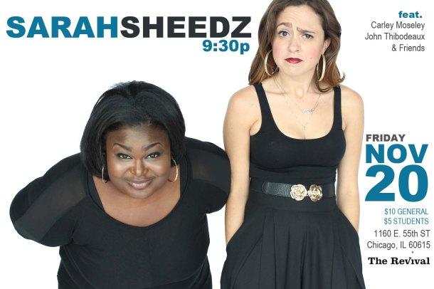 Revival Sarah & Sheedz